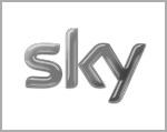 Referenz mousepad kunde logo sky